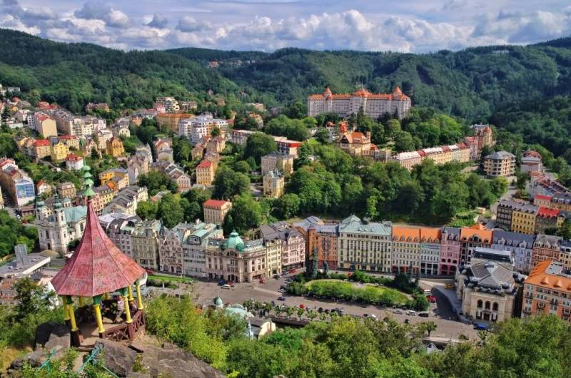 Karlovy Vary - Carlsbad