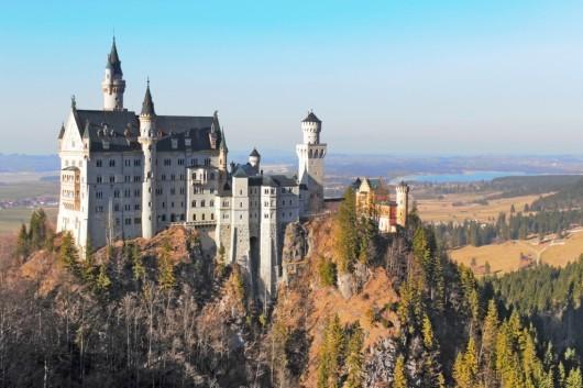 Sightseeing taxi Neuschwanstein Castle