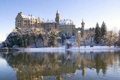 Sightseeing trip - Sigmaringen chateau castle