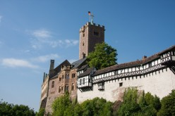 Wartburg castle tour - sightseeing taxi